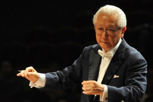 指揮者:秋山和慶 写真