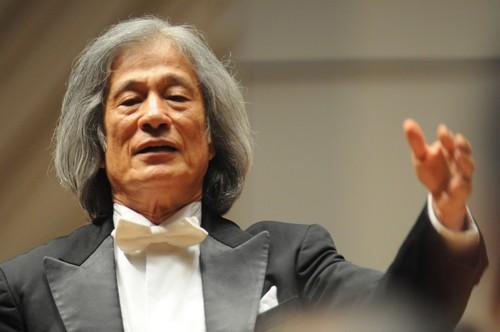 指揮者:飯守泰次郎 写真
