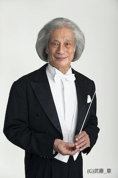 指揮者 飯守泰次郎 写真
